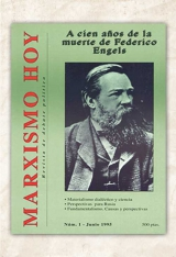 A cien años de la muerte de Federico Engels