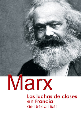 marx luchas clases francia