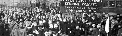 revolucion rusa fm